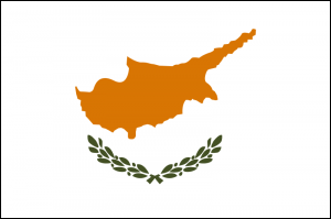 Flagge, Zypern |  Bild: © Public Domain - Wikimedia Commons