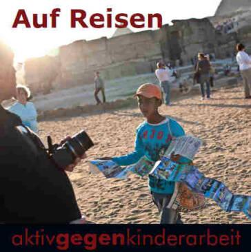 """Jetzt downloaden: Unsere Broschüre """"Auf Reisen aktiv gegen Kinderarbeit"""""""