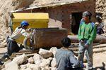 Bergau Bolivien, Mine, Kinderarbeit, childwork  Bild (Ausschnitt): © n.v. -