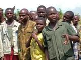 Kongo: Rehabilitation von ehemaligen Kindersoldaten schwierig