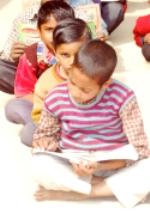 Kind, child, Bildung, Förderung, Indien