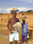 Sierra Leone: Kinderzentrum hilft ausgebeuteten Kindern und klärt über Kinderhandel auf