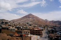 Bolivien: Kinderarbeit unter Tage