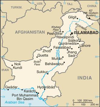 Pakistan: zehnjähriges Dienstmädchen zu Tode geprügelt