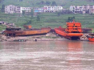 Bangladesch: Schiffsfriedhof fordert jugendliches Opfer