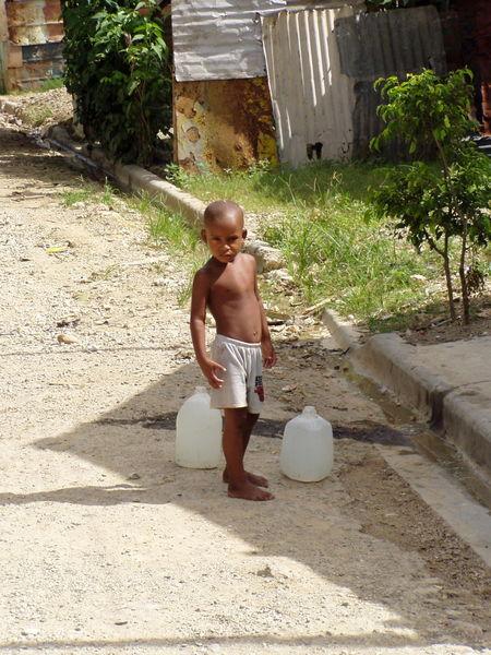 Kind Dominikanische Republik  Bild (Ausschnitt): © Foto: DonPaolo (CC-BY-SA) -