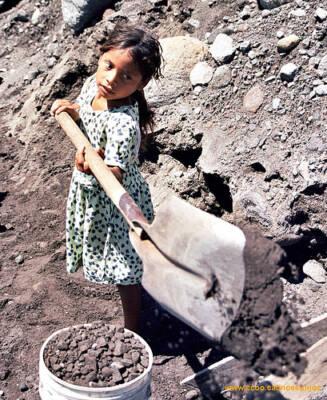 Ecuador reduziert Kinderarbeit