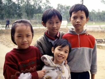 20 Kinderarbeiter in Ho Chi Minh gerettet