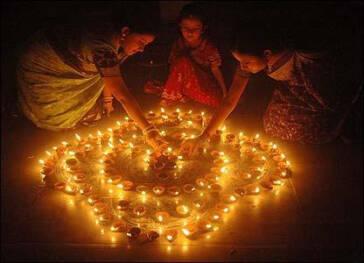 Diwali: das Fest des Lichtes – und des Schattens