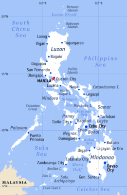 Die Philippinen rufen ein neues Projekt gegen Kinderarbeit ins Leben