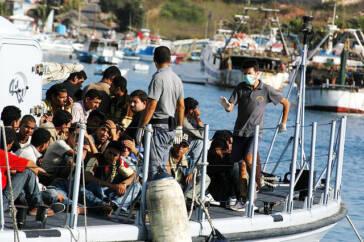 Lampedusa: Friedhof der Flüchtlinge