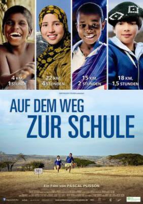 """Kinostart 5. Dezember 2013: """"Auf dem Weg zur Schule"""""""