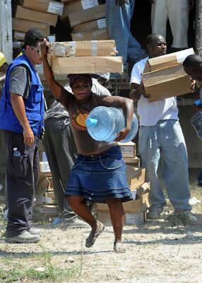Haiti: Kinder ohne Rechte, mit Pflichten