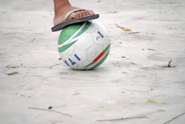 Fußball spielen für ein besseres Leben