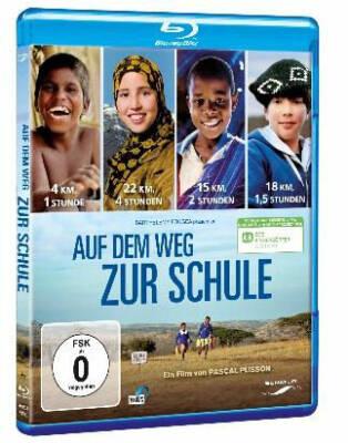 """""""Auf dem Weg zur Schule"""": Ab 2. Mai als DVD und Blu-ray im Handel erhältlich!"""