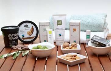 Neues Fairtrade-Siegel für Kosmetika in Deutschland