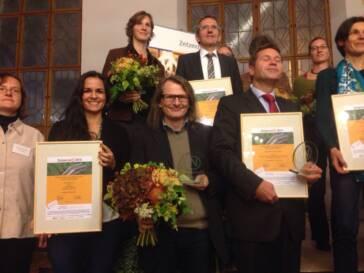 Gewonnen! Earthlink bekommt den ZeitzeicheN-Sonderpreis 2014!