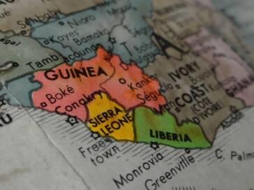 Westafrikas Kinder in der Ebola Krise