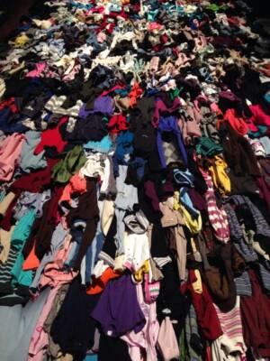Der Tod im T-Shirt: Illegale Textilwerkstätten in Argentinien