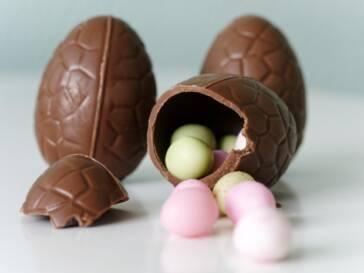 Wo unsere Osterschokolade herkommt