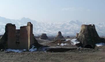 Eine Kindheit zwischen Feuer und Lehm in afghanischen Ziegelbrennereien
