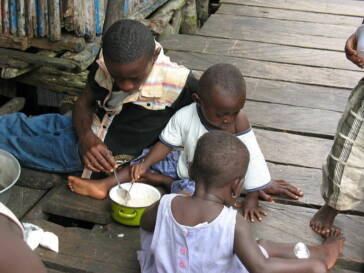 Ghanas versklavte Kinder
