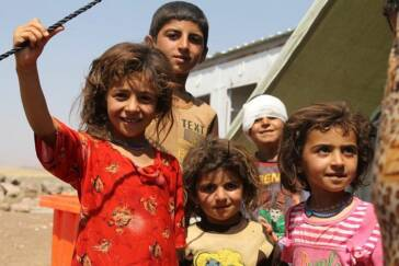 Die schwere Last des Krieges: Immer mehr syrische Kinder müssen arbeiten