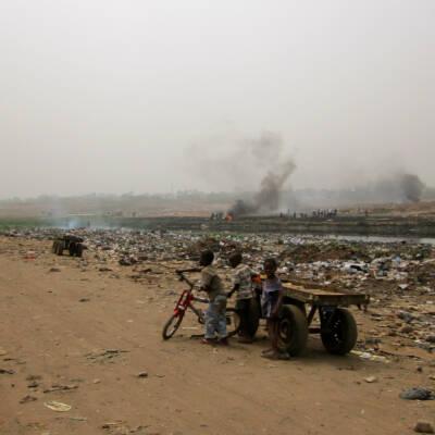 Müll, Agbogbloshie, Kinderarbeit