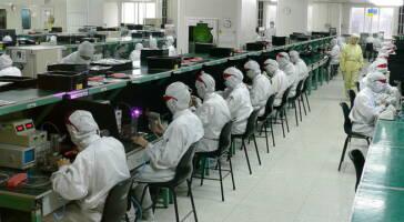 Die Server unserer Universitäten werden unter Zwangsarbeit hergestellt