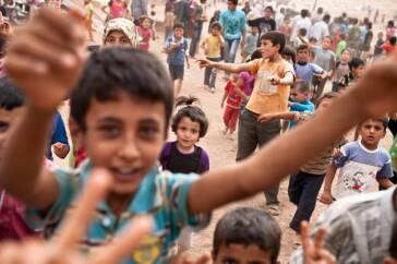 Aus dem Krieg in die Kinderarbeit – Syrische Kinder von Flüchtlingsfamilien arbeiten in der Türkei