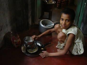 Ausbeutung von Kindern in privaten Haushalten – Bildung kann dies verhindern