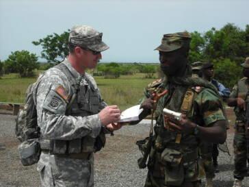 Ehemalige Kindersoldaten dienen nun dem US-Militär