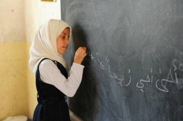 Weltweit können 617 Millionen Kinder weder lesen noch schreiben