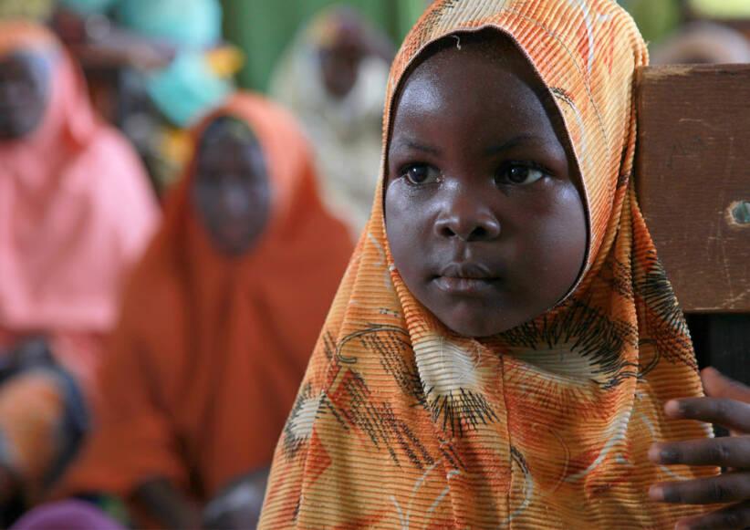 Nigeria KinderIn den letzten Jahren wurden in Nigeria immer mehr Selbstmordanschläge von Kindern verübt. Die Mehrzahl von ihnen waren Mädchen.    Bild: © U.S. Agency for International Developement [CC BY-NC-ND 2.0]  - FlickrNigeria Kinder