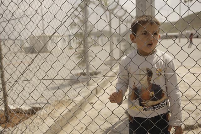 In den Flüchtlingslagern erfahren mehr Kinder Bildung als außerhalb der Camps. Dort müssen viele der syrischen Flüchtlingskinder arbeiten |  Bild: © United Nations Development Programme [CC BY-NC-ND 2.0]  - Flickr