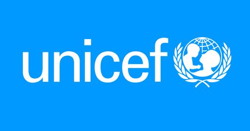 UNICEF Flagge Das Kinderhilfswerk veröffentlichte einen Bericht zu Fluchtursachen von Kindern in West- und Zentralafrika | Bild (Ausschnitt): © Delehaye [Public Domain]  - Wikimedia Commons