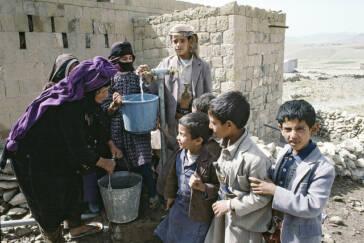 Jemen: Konflikt lässt den Einsatz von Kindersoldaten in die Höhe schießen