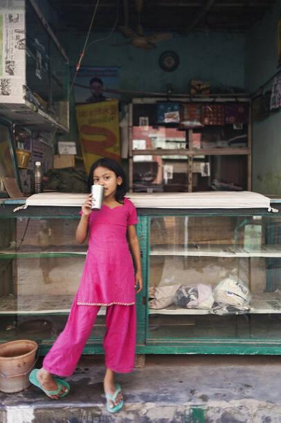 Ein Mädchen in BangladeschEin Mädchen in Bangladesch |  Bild: ©  Naquib Hossain [CC BY-SA 2.0]  - flickrEin Mädchen in Bangladesch