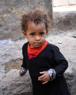 Kind Jemen Krisen
