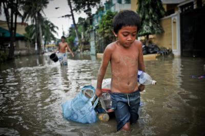 Manilas Müllkinder