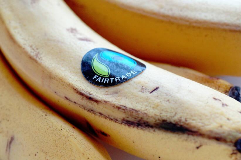 Viele Verbraucher verlassen sich beim Kauf nachhaltiger Produkte auf das Fairtrade-Siegel. |  Bild: © Dave Crosby [CC BY 2.0]  - FlickrViele Verbraucher verlassen sich beim Kauf nachhaltiger Produkte auf das Fairtrade-Siegel.