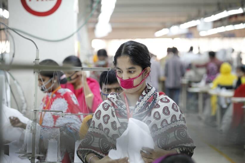 Kinderarbeit in der Textilproduktion    Bild: © ILO [CC BY-NC-ND 2.0]  - FlickrKinderarbeit in der Textilproduktion