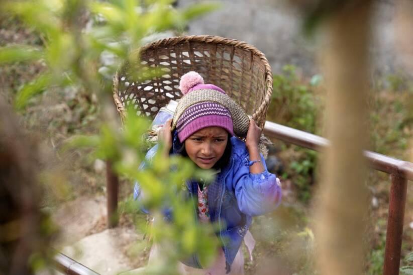 Die Corona-Pandemie zwang viele weitere Kinder zur ArbeitDie Corona-Pandemie zwang viele weitere Kinder zur Arbeit |  Bild: Nepalese girl works to support her family © ILO Asia-Pacific [CC BY-NC-ND 2.0]  - flickrDie Corona-Pandemie zwang viele weitere Kinder zur Arbeit